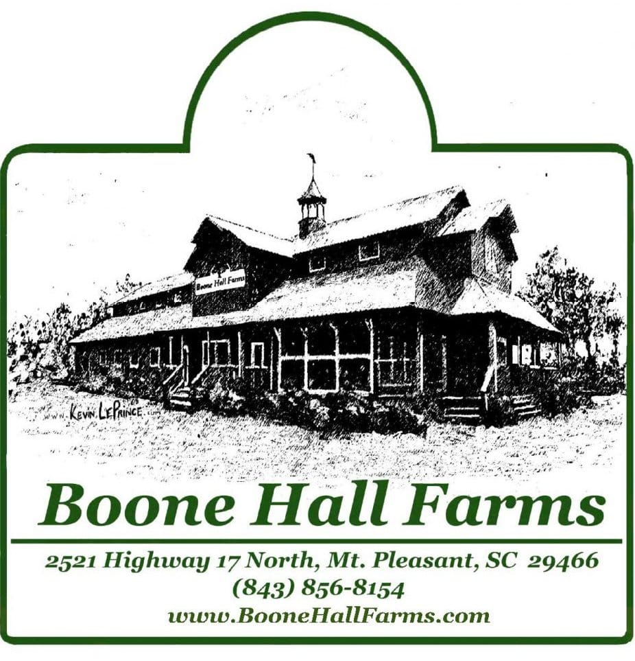 Boone Hall Farms Logo