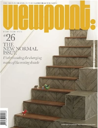 Viewpoint Magazine to feature Slather Brand