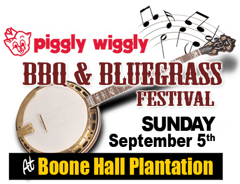 Slather It On at the Piggly Wiggly BBQ & Bluegrass Festival
