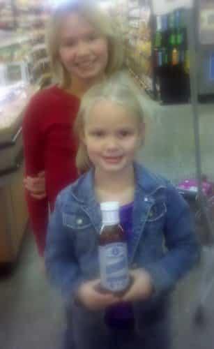 Grace and Dakota-Greenville Fans