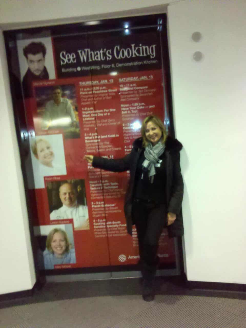 Chef Robin Rhea of Slather Brand Foods